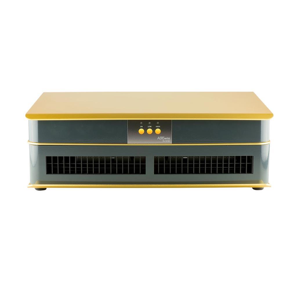 AerSwiss Pro Gold Bi-polar Ionizer